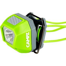 CAMPZ Mini Lampe frontale, green